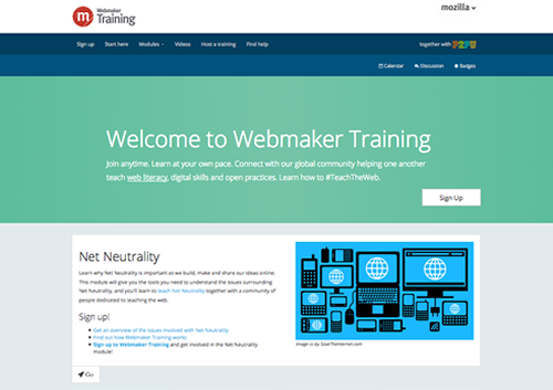 webmaker-training
